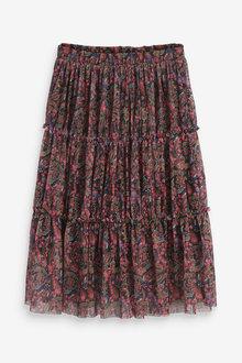 Next Midi Skirt (3-16yrs) - 276493