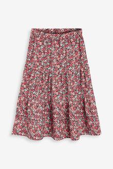 Next Textured Jersey Skirt (3-16yrs) - 276495