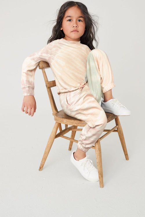 Next Soft Touch Sweat (3-16yrs)-Oversized Joggers