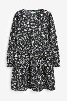 Next Printed Dress (3-16yrs) - 276643