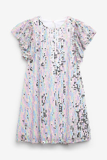 Next Sequin Dress (3-16yrs) - 276647