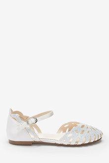Next Heatseal Scalloped Shoes (Older) - 276677