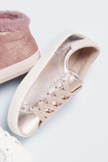 Next Leather Trainers (Older) - 276730