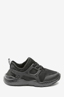 Next Elastic Lace Trainers (Older) - 276740