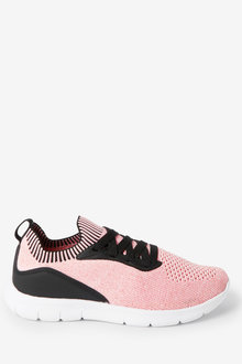 Next Knit Trainers (Older) - 276742