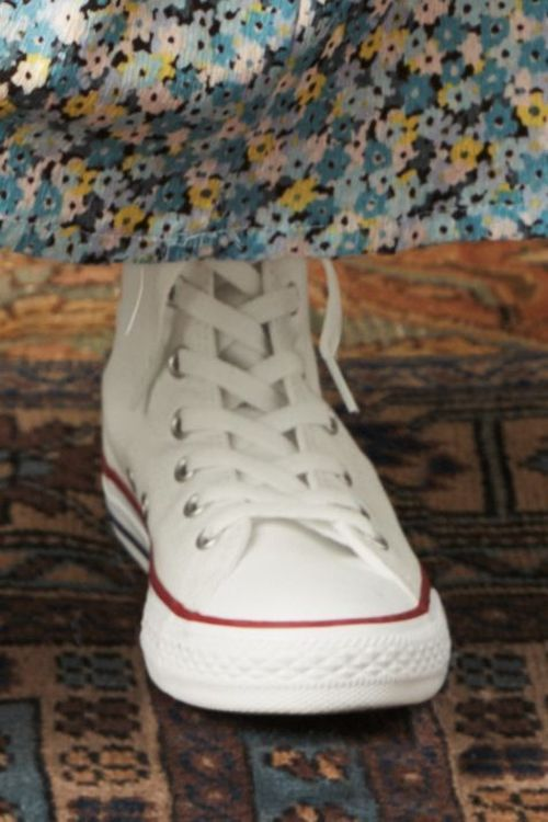 Next Leather Perforated Trainers (Older)