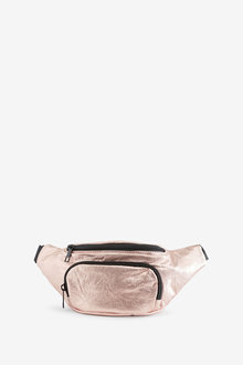 Next Metallic Bumbag - 276751