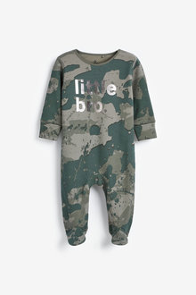 Next Little Bro Sleepsuit (0mths-2yrs) - 276930