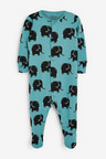 Next 3 Pack Character Sleepsuits (0mths-2yrs)