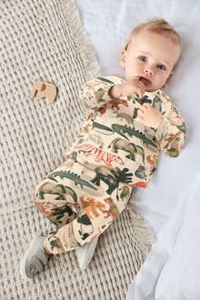 Next GOTS Organic Animal T-Shirt and Legging Set (0mths-3yrs) - 276968