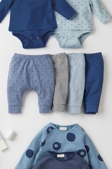 Next 4 Pack Leggings (0mths-3yrs) - 276992