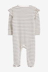 Next 3 Pack Bunny Sleepsuits (0mths-2yrs)