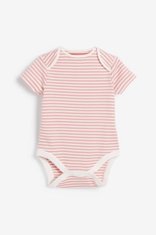 Next 7 Pack Spot Bunny Short Sleeve Bodysuits (0mths-3yrs)