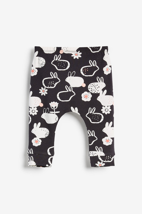 Next Bunny Frill Sleeve Top And Legging Set (0mths-2yrs)