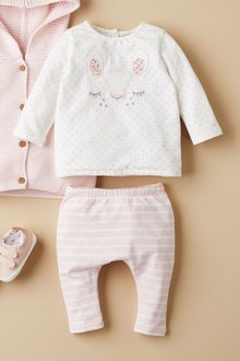 Next Character T-Shirt And Leggings Set (0mths-2yrs) - 277066
