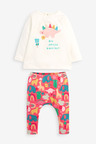 Next 2 Piece Character T-Shirt And Leggings Set (0mths-2yrs)