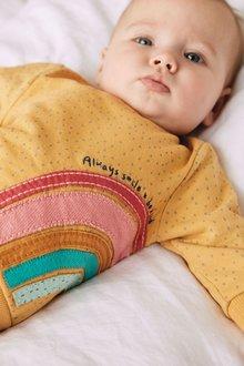 Next 2 Piece Rainbow Sweater And Leggings Set (0mths-2yrs) - 277069