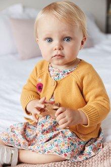 Next Jersey Button Dress (0mths-2yrs) - 277088
