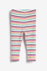 Next 3 Pack Bright Jersey Leggings (0-18mths)