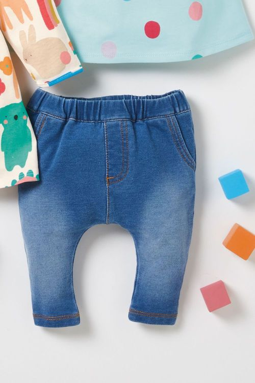Next Washed Leggings (0mths-2yrs)