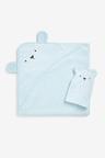 Next Hooded Towel Set
