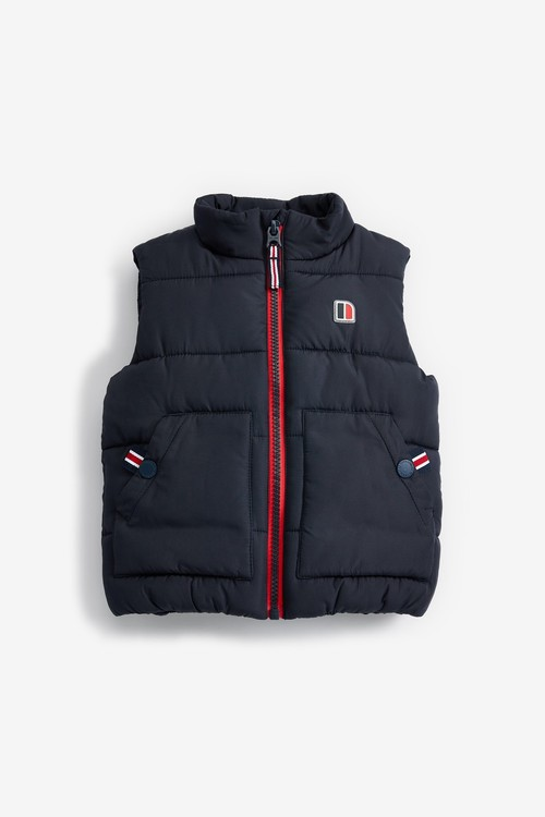 Next Quilted Gilet (3mths-7yrs)