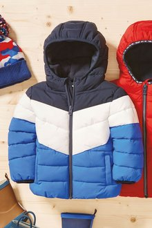 Next Puffer Jacket (3mths-7yrs) - 277273