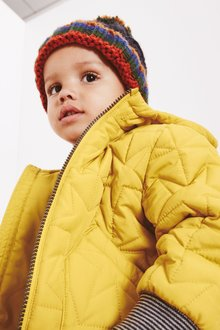 Next Star Quilted Jacket (3mths-7yrs) - 277278