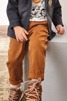 Next Pull-On Trousers (3mths-7yrs) - 277285