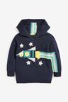 Next Knitted Rocket Hoody (3mths-7yrs)