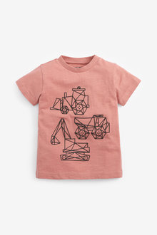 Next Digger T-Shirt (3mths-7yrs) - 277364