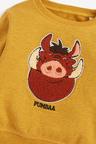 Next Pumbaa Jersey Crew Neck Sweater (3mths-8yrs)