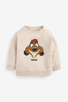 Next Timon Jersey Crew Neck Sweater (3mths-8yrs) - 277418