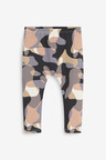 Next 3 Pack Jersey Scandi Print Leggings (3mths-7yrs)