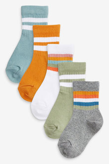 Next 5 Pack Socks (Younger) - 277604