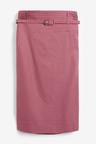 Next Belted Midi Skirt