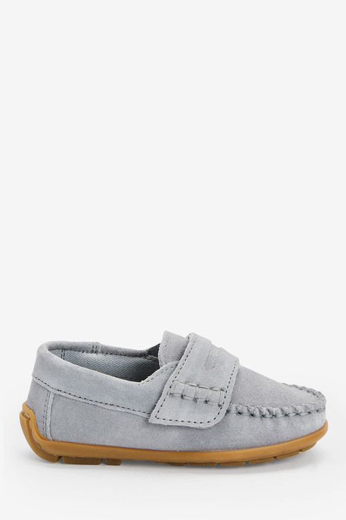 Next Leather Penny Loafers (Younger)