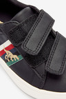 Next Strap Touch Fastening Tape Shoes (Younger)