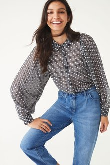 Next Textured Shirt - 277857