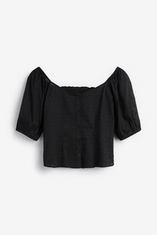 Next Square Neck Top-Regular - 277871