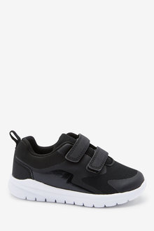 Next Double Strap Trainers (Younger) - 278018