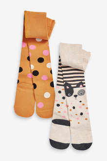 Next 2 Pack Dog Tights - 278024