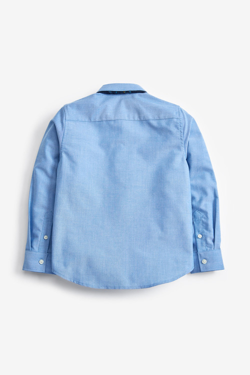 Next Shirt And Tie Set (3-16yrs)