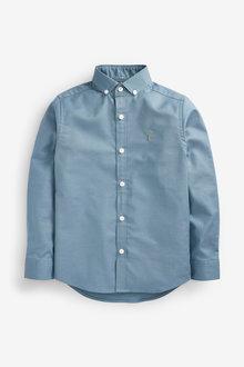 Next Long Sleeve Oxford Shirt (3-16yrs) - 278064