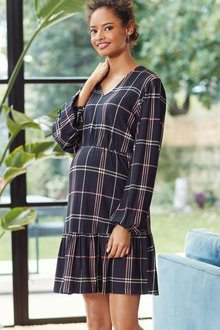 Next Maternity Mini Tier Dress - 278232