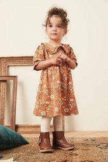 Next Floral Collar Dress (3mths-7yrs) - 278270