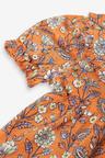 Next Floral Collar Dress (3mths-7yrs)