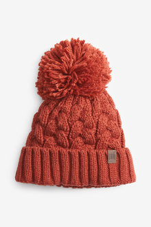 Next Pom Beanie Hat (Older) - 278279