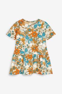 Next GOTS Organic Jersey Dress (3mths-7yrs) - 278300