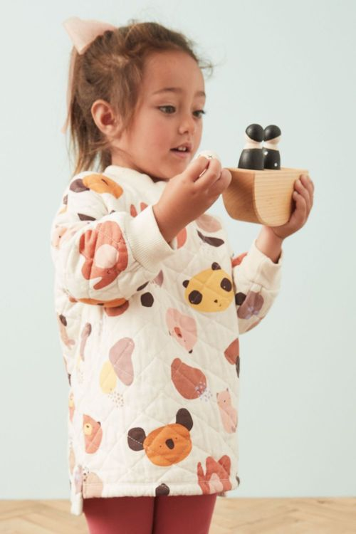Next Quilted Sweat Co-ord Set (3mths-7yrs)